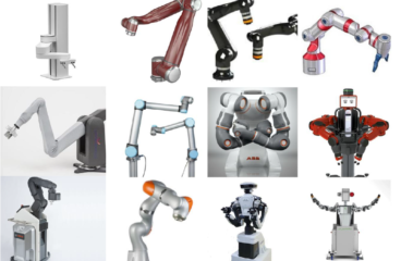 Different types of collaborative robots
