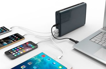 Usage of Portable Battery Pack